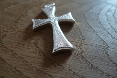 gegoten kruis