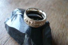 gegoten ring