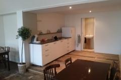 keuken werkruimte