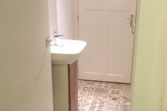 toilet werkruimte