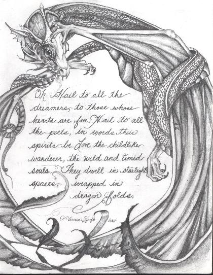 Het meisje en de Draak