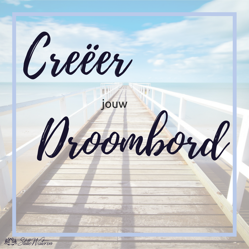 Workshop: Creëer jouw Droombord (2 avonden)