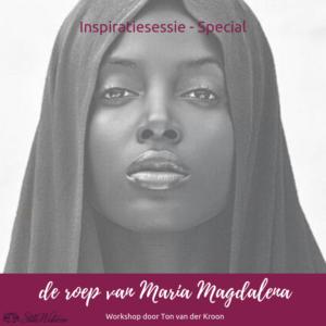 Inspiratiesessie-special: Workshop Ton van der Kroon @ StilleWateren