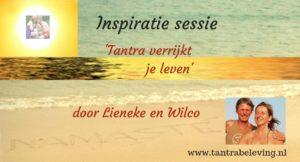 Inspiratiesessie: Tantra @ StilleWateren