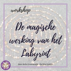 Workshop: de Magische werking van het Labyrint @ StilleWateren